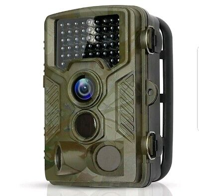 BYbrutek Trail Camera, 16MP 1080P Full HD Deer Hunting Game Camera
