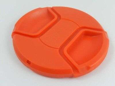 Lens Cap 82mm -red- for Canon TS-E 24 mm 3.5 L II