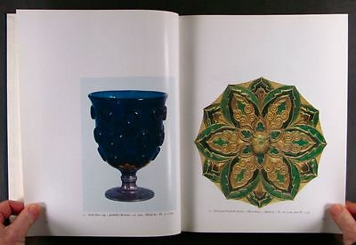 Antique Japanese Glass & Glassware Pressed Blown Cut - Well Illustrated Book