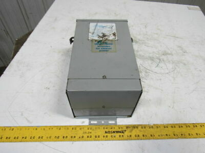 Acme T-2-53014-4S General Purpose Transformer 240/480V Pri 240/120V Sec