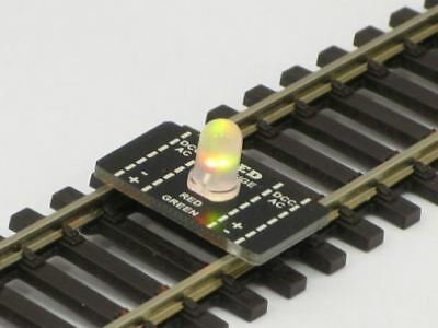 Train-Tech TTTT1 - LED Multi Gauge Track Tester DCC/DC - N, HO/OO - 1st Class Po