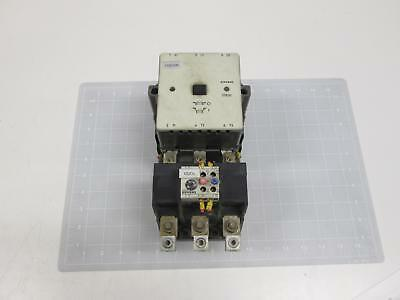 Siemens 3UA62 13-2H 55-80A Contactor w/ Overload Relay T59935