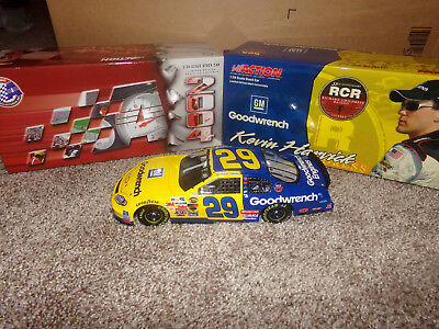 1/24 Kevin Harvick Gm Goodwrench / Rcr 35Th Anniversary 2004 Nascar Diecast Mib