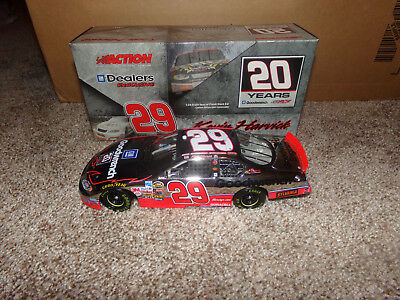 1/24 Kevin Harvick Gm Goodwrench / Atlanta Special Chrome Dealers Exclusive 2005
