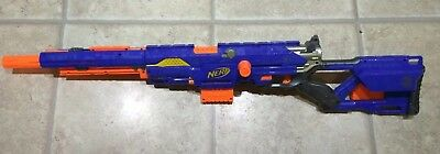 Nerf CS-6 Longstrike With extra magazine.