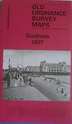 Old Ordnance Survey Maps Southsea Hampshire 1907 Sheet 83.12 New