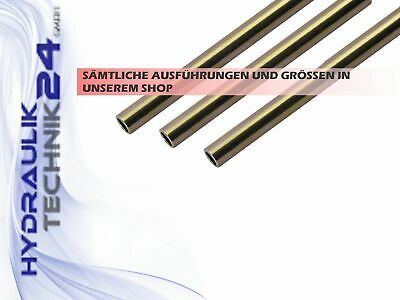 Hydraulic Pipe Hydraulik-Leitung Seamless Zinc Plated Div. Mod. Sizes/Lengths