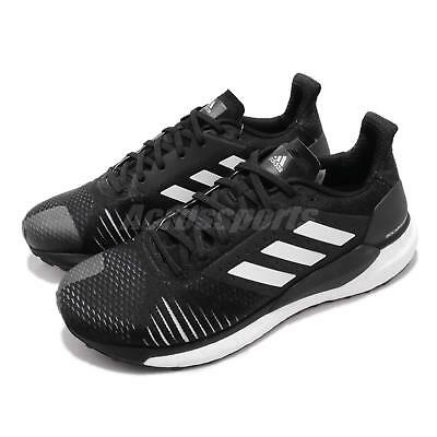 12f4a7d1150e3 adidas Solar Glide ST M Boost Black White Men Running Shoes Sneakers CQ3178
