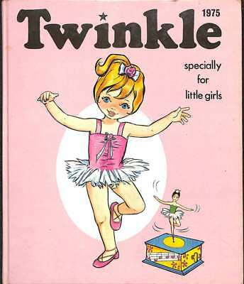 Twinkle Specially for Little Girls 1975 (Annual), , Good Condition Book, ISBN
