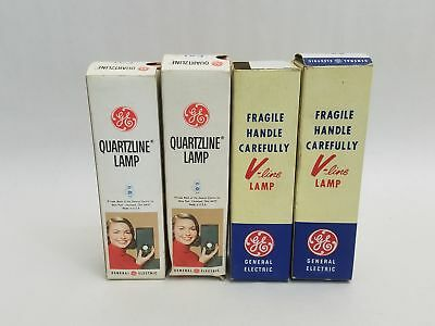 New General Electric GE FAL Lightbulb for Projector 420W 120V 4PK