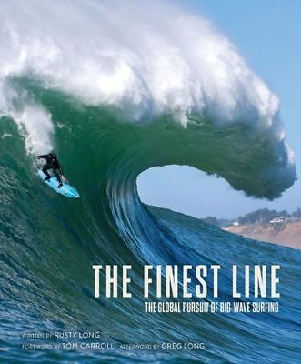 NEW The Finest Line By Rusty Long Hardcover Free Shipping