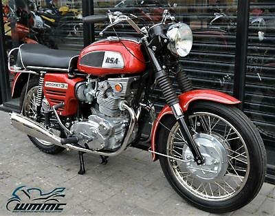 * SOLD * 1969 BSA ROCKET III 3 750cc * MATCHING NUMBERS * FULLY RESTORED