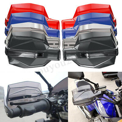 "7/8"" Motorcycle Handlebar Hand Guard Protector For Suzuki Honda Dirt Bike ATV"
