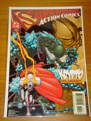 Action Comics #790 Dc Near Mint Condition Superman June 2002