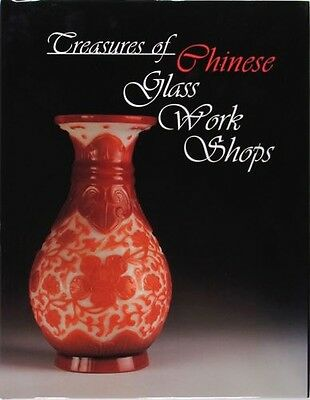 Antique Chinese Qing Dynasty Glass @ Ina & Sandford Gadient Collection