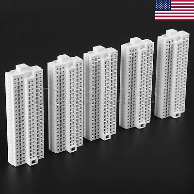 5Pcs Modern Tall Building 1:500 For Outland Model Train Railway Layout US STOCK