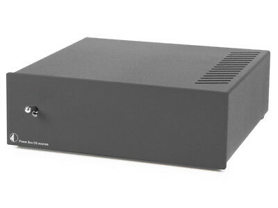 Pro-Ject Power Box DS Sources schwarz