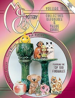 McCoy Pottery Collectors Reference & Value Guide Volume 2 1999 Hardback