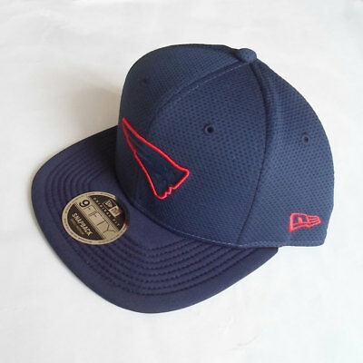 New England Patriots New Era Licenced 9FIFTY Snapback Hat - Size Small/Medium