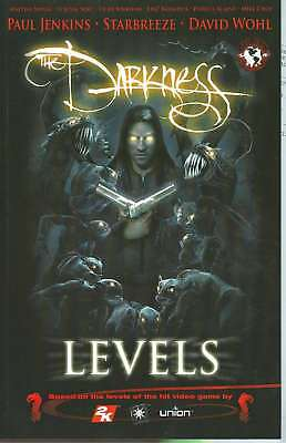 The Darkness: Levels (Darkness (Image Comics)), David Wohl, Paul Jenkins, New Bo