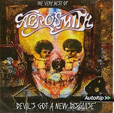The Very Best of Aerosmith, Aerosmith, Excellent CD