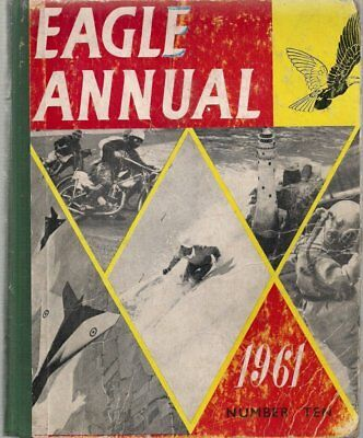 Eagle Annual - 1961 - Number 10 - Tenth, , Very Good Book