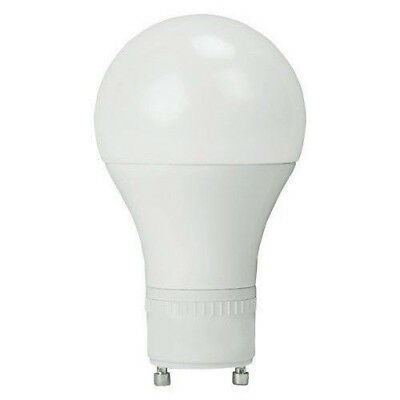 9W Dimmable A19 LED 2700K Warm White 60W Equivalent GU24 Base Light Bulb