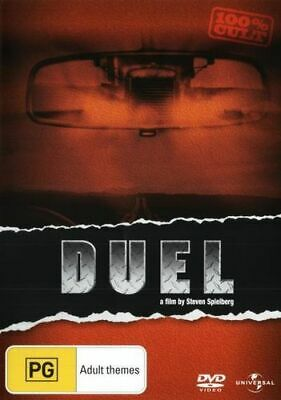NEW Duel DVD Free Shipping