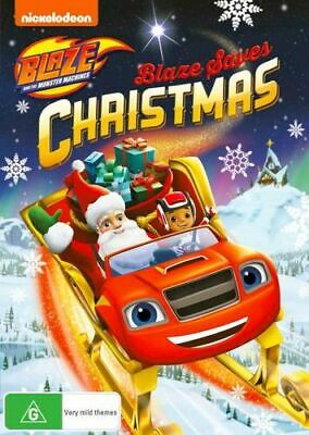NEW Blaze and the Monster Machines DVD Free Shipping