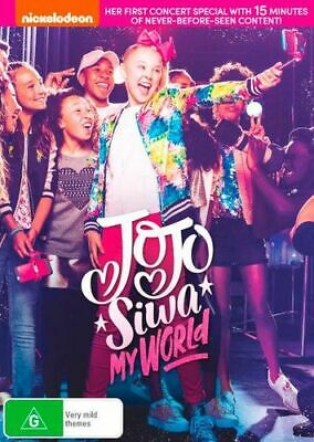 NEW Jojo Siwa DVD Free Shipping
