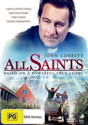 NEW All Saints (2017) DVD Free Shipping