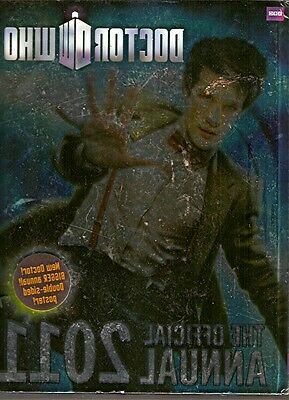 + Official DOCTOR WHO ANNUAL 2011 Matt Smith