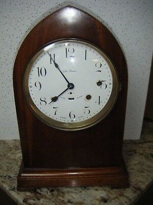 SETH THOMAS SONORA CHIME CLOCK with BELLS