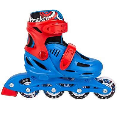 Cal 7 Adjustable Size Inline Roller Skates Kids Youth Boys Girls Youths