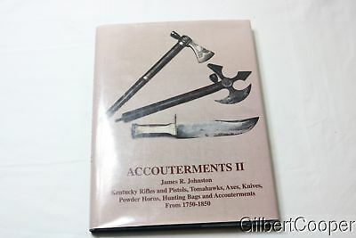 Book: Accouterment Ii - James R. Johnson - Signed By Author