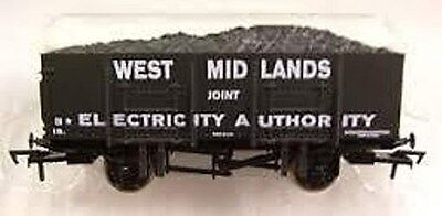 Dapol B672 West Midlands Electric Authority 20Ton Steel Mineral Wagon T48 Post