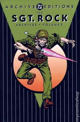 DC Archive Editions Sgt. Rock HC (DC) Our Armies at War 2-REP 2007 VF