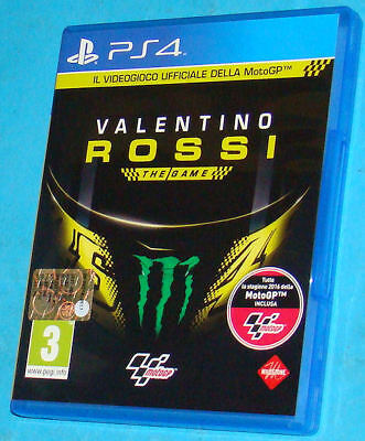 Valentino Rossi The Game - Sony Playstation 4 PS4 - PAL