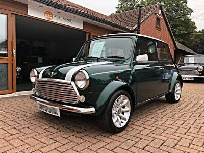 Classic Mini 2000 Cooper With John-Cooper Conversion Fitted Giving 85Bhp