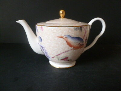 Wedgwood Cuckoo Teapot *brand New* *best Quality*