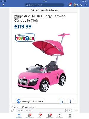 Push Audi Buggy 48 00 Picclick Uk