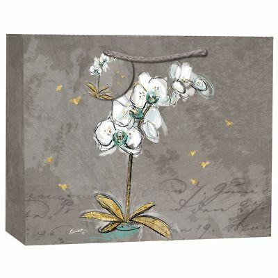 Orchid Artisan Medium Gift Bag, Stationery by Lang Companies