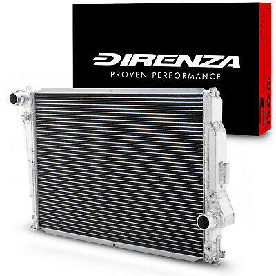 Direnza 42Mm Aluminium Alloy Sport Radiator Rad For Bmw 3 Series E46 M3 98-06