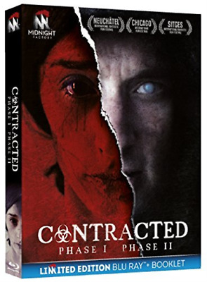 Townsend,Williams,Macdonald...-Contracted Collection (2  (UK IMPORT) BLU-RAY NEW