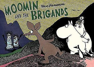 Moomin and the Brigand by Tove Jansson, NEW Book, (Paperback) FREE & Fast Delive