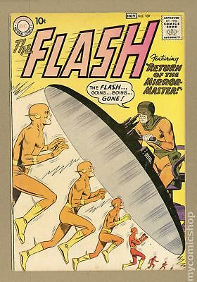 Flash (1st Series DC) #109 1959 VG+ 4.5