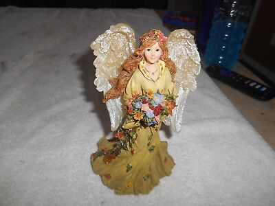 "The Boyds  Collection,  The  Charming  Angels  "" Vivian ""  Angel  Of  Grace"