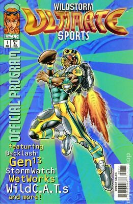 Wildstorm Ultimate Sports #1 1997 FN Stock Image