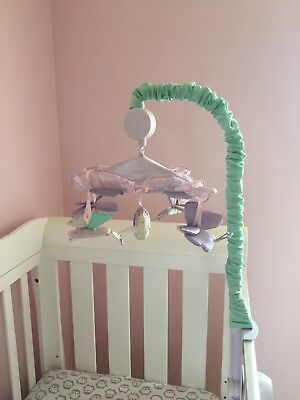 Baby Musical Mobile And Nappy Stacker
