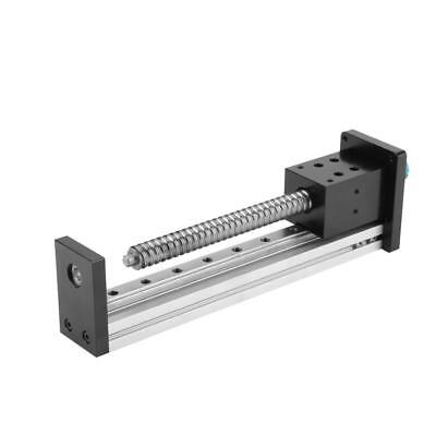Precision Manual Sliding Table Ball Screw Linear Stage Slide 150/250/1000mm UK